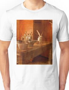 Apothecary Bottles HMS Victory Unisex T-Shirt