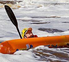Canoe ?65 by Kee Seng FOO