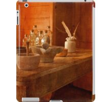 Apothecary Bottles HMS Victory iPad Case/Skin