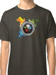 Elemental  Battle Classic T-Shirt