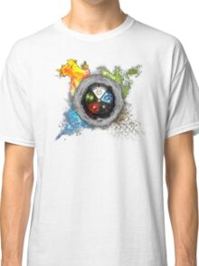 Magic the Gathering: Elemental  Battle Classic T-Shirt