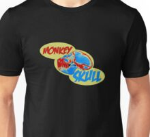 Monkey Skull Unisex T-Shirt