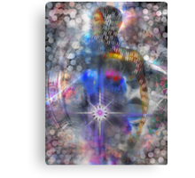 Transition To Time Canvas Print