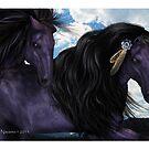 Horsey Luvs by Rayvn Navarro