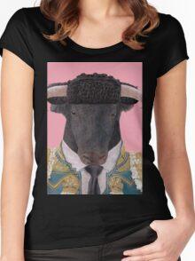 Spanish Bull Women's Fitted Scoop T-Shirt
