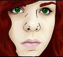 Vector Portrait - Eleveneleven by Ploy