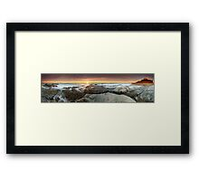 Point Cartwright, QLD - Australia Framed Print