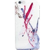 Oil and Water #63 iPhone Case/Skin