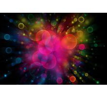 The big bang Photographic Print