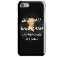 Hercules Mulligan Hamilton Musical iPhone Case/Skin