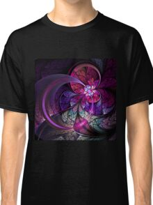 Fly - Abstract Fractal Artwork Classic T-Shirt