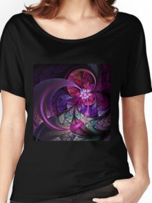 Fly - Abstract Fractal Artwork Women's Relaxed Fit T-Shirt