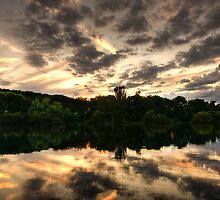 Scarborough Mere by Svetlana Sewell