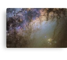 Rho Ophiuchi wide-field Canvas Print
