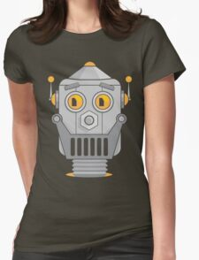 Tinbot Womens Fitted T-Shirt