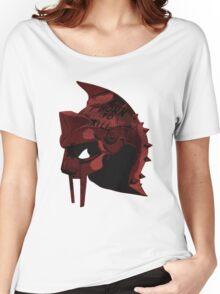 Full Metal Gladiator- Gladiator Shirt Women's Relaxed Fit T-Shirt