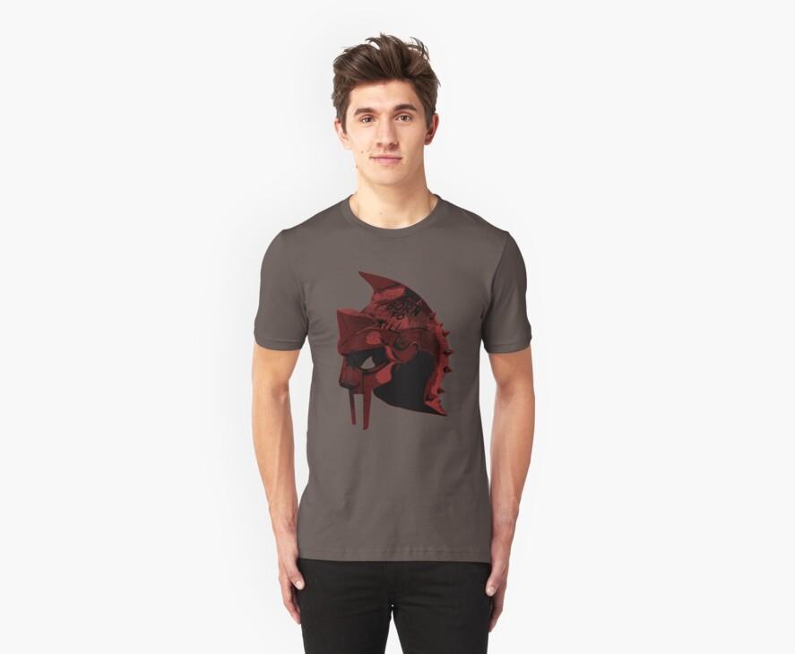 Full Metal Gladiator- Gladiator Shirt by spacemonkeydr