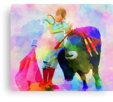 Dance of force and humility Metal Print