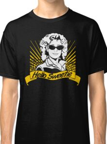 Hello Sweetie | Doctor Who Classic T-Shirt
