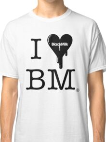 I Heart Black Milk Classic T-Shirt
