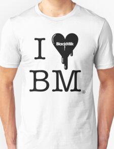 I Heart Black Milk T-Shirt