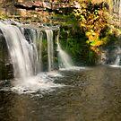 Lumb Falls, Hebden Bridge by James Dolan