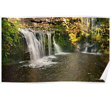 Lumb Falls, Hebden Bridge Poster