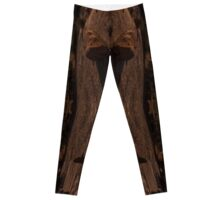 Desert landscape sky night Leggings