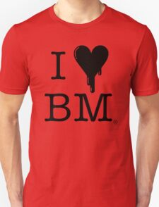 I Heart BM 2 Unisex T-Shirt