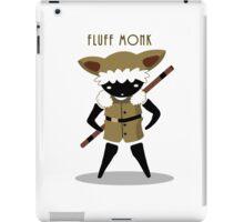 Fluff Monk iPad Case/Skin