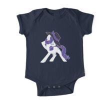 My Little Pony - MLP - Smooth Rarity One Piece - Short Sleeve