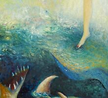 'the depths less dived'(I) by Kerry Freeman