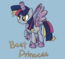 My Little Pony - MLP - Derpy is Best Princess Kids Tee