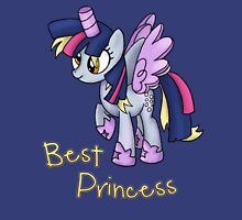 My Little Pony - MLP - Derpy is Best Princess Unisex T-Shirt