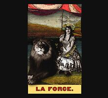Circus Tarot: Strength Womens T-Shirt