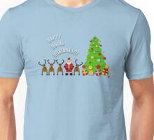Happy Ho Ho Holidays!!! Unisex T-Shirt