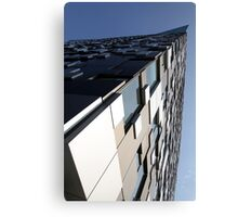 The Cube Corner Canvas Print