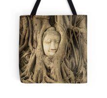 Buddah Tree Tote Bag