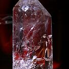 Clear Quartz Generator with Inclusions by starbox