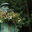 Ammon Wrigley Wreathed by Michael Townsend