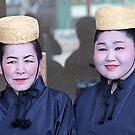 Two Women From Okinawa by SuddenJim