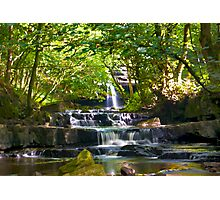 Summerhill Falls Photographic Print