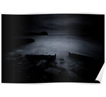 Kimmeridge Twilight Poster