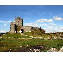 Dunguaire Castle, Kinvara, Ireland. Photographic Print
