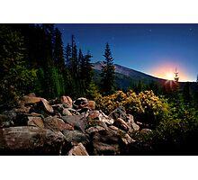 The High Cascades ~ Diamond Peak ~ Photographic Print