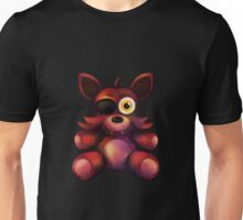 Five Nights at Freddy's - Fnaf 4 - Foxy Plush Unisex T-Shirt