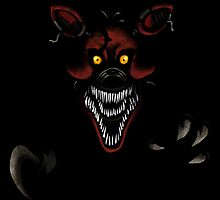 Five Nights at Freddy's - Fnaf 4 - Nightmare Foxy by Kaiserin