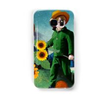 Vincent, the Sunflowers Samsung Galaxy Case/Skin