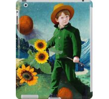 Vincent, the Sunflowers iPad Case/Skin