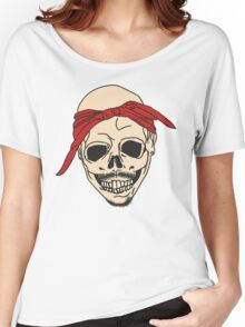 Tupac Skull Women's Relaxed Fit T-Shirt